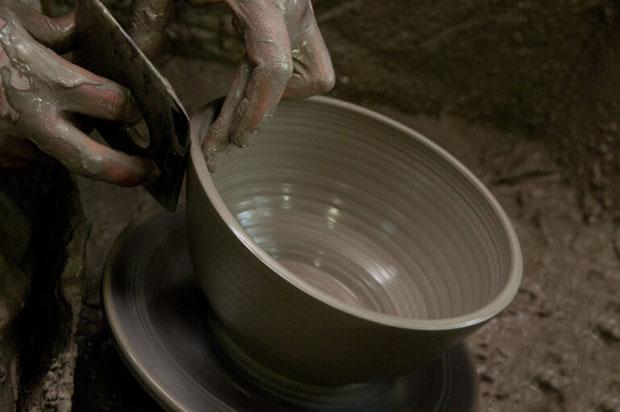 Michael Laventzakis' Handmade Ceramics in Chania